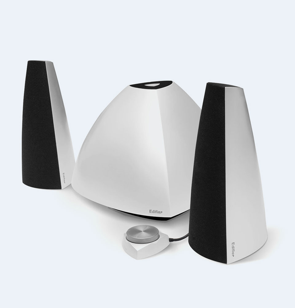 Edifier E3350BT Prisma Desktop Bluetooth Speakers