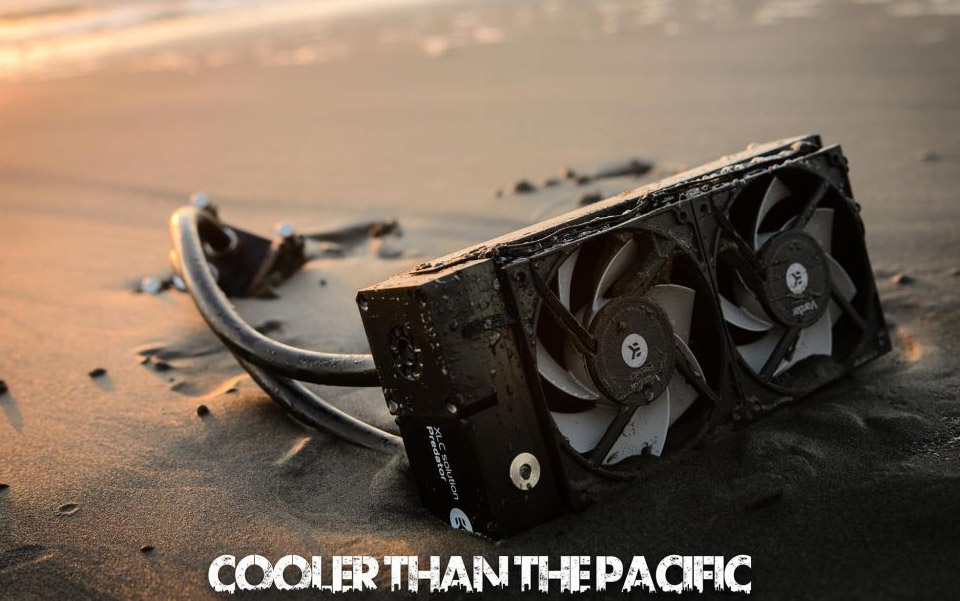 Ek Predator 240 Aio Expandable Liquid Cpu Cooler