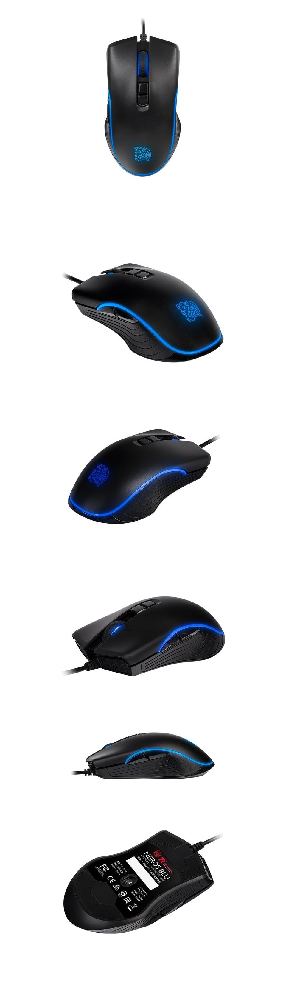 Tt eSPORTS Neros Blu Optical Gaming Mouse product