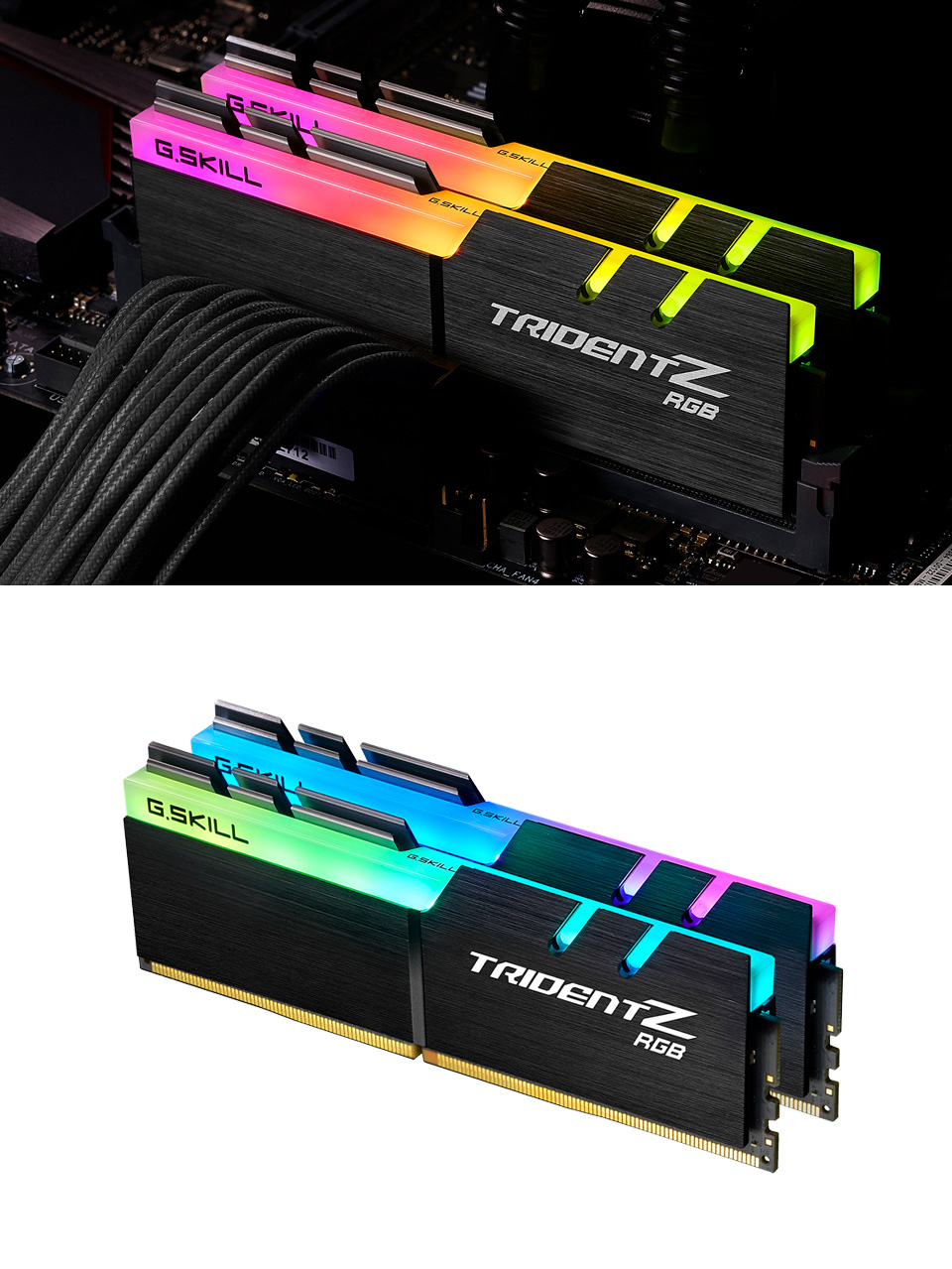 G.Skill Trident Z RGB F4-3600C18D-32GTZR 32GB (2x16GB) DDR4 product