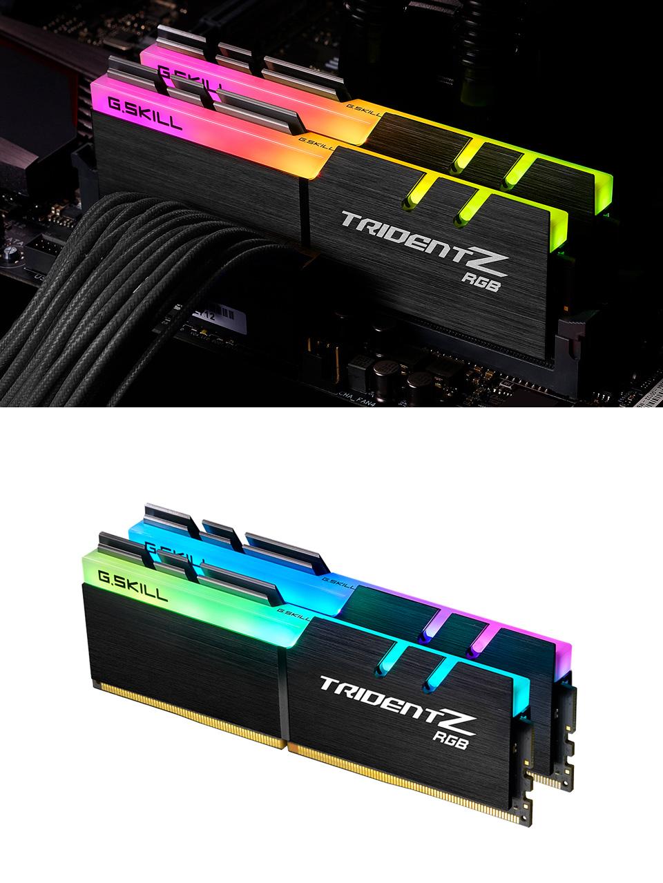 G.Skill Trident Z RGB F4-4000C18D-16GTZRB 16GB (2x8GB) DDR4 product