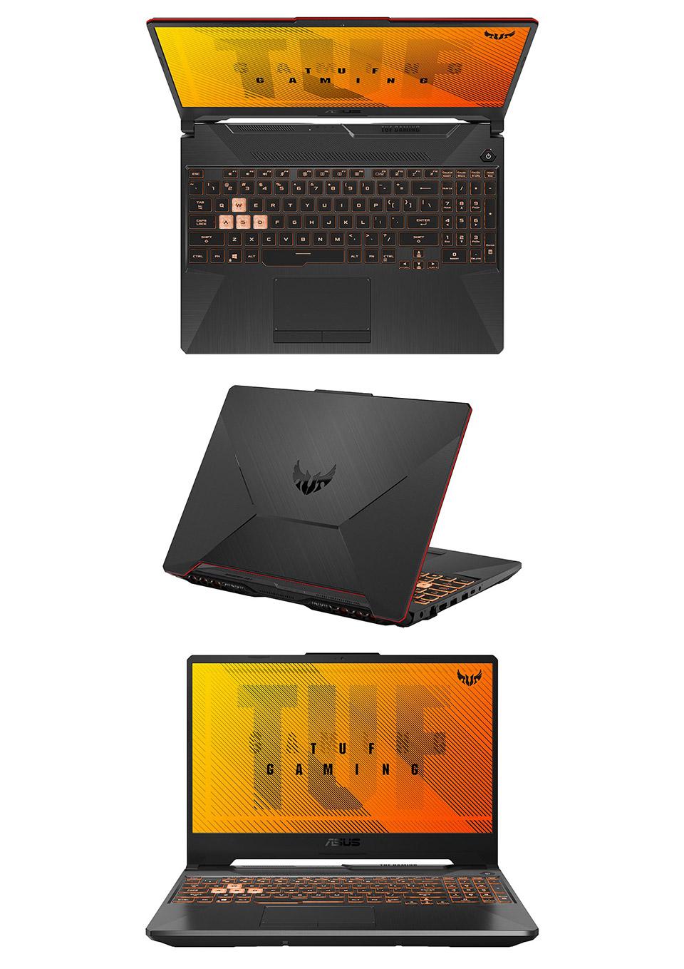 ASUS TUF AMD Ryzen 7 GeForce GTX 1660 Ti 15.6in 144Hz Notebook product