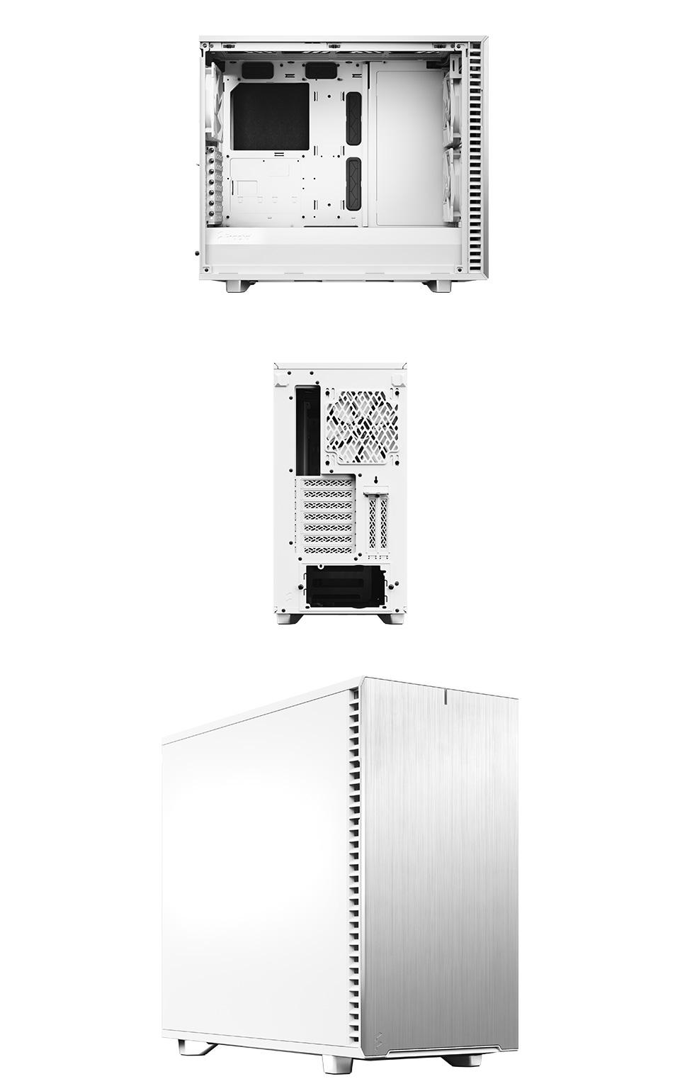 Fractal Design Define 7 Solid White product