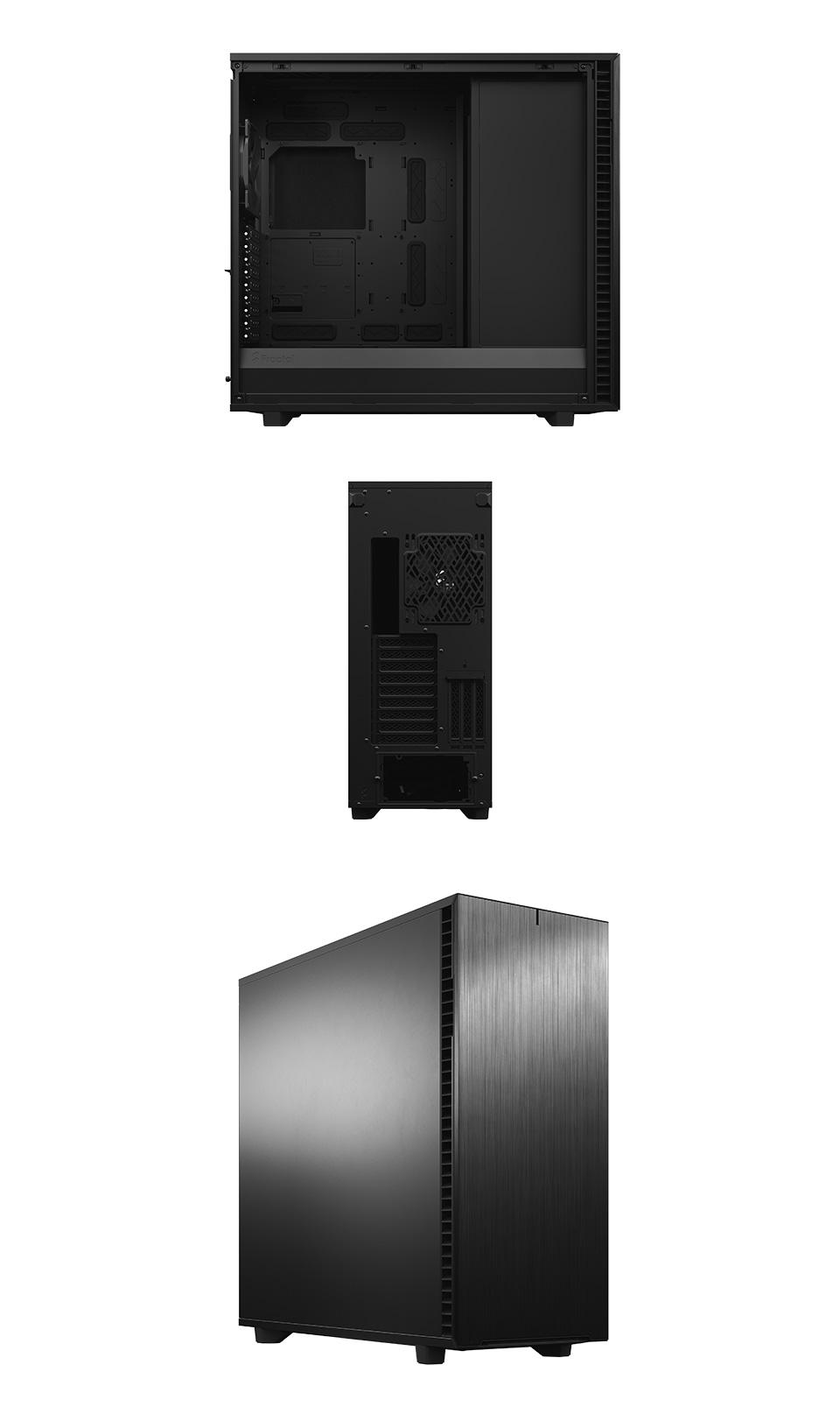 Fractal Design Define 7 XL Closed Black product