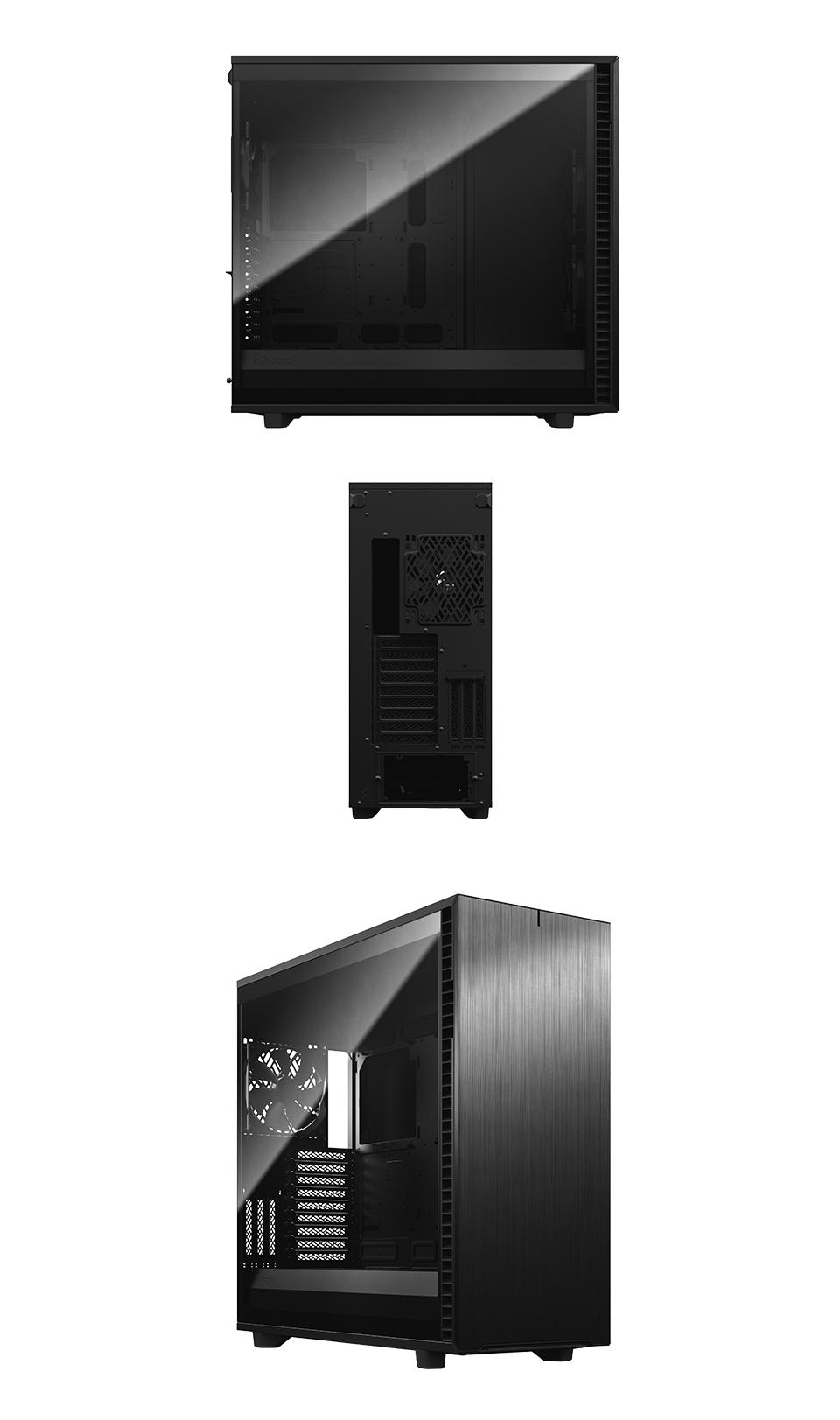 Fractal Design Define 7 XL Tempered Glass Black product