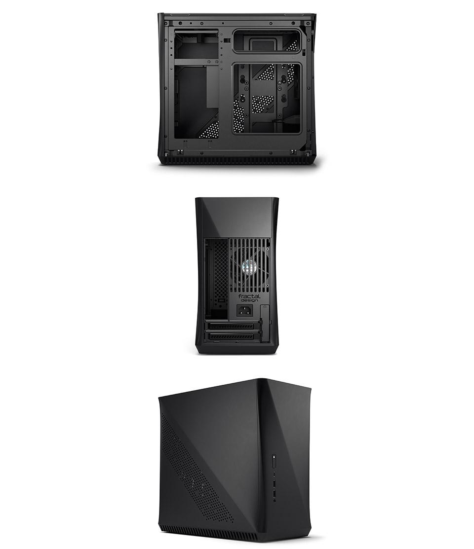 Fractal Design Era ITX Case Carbon product