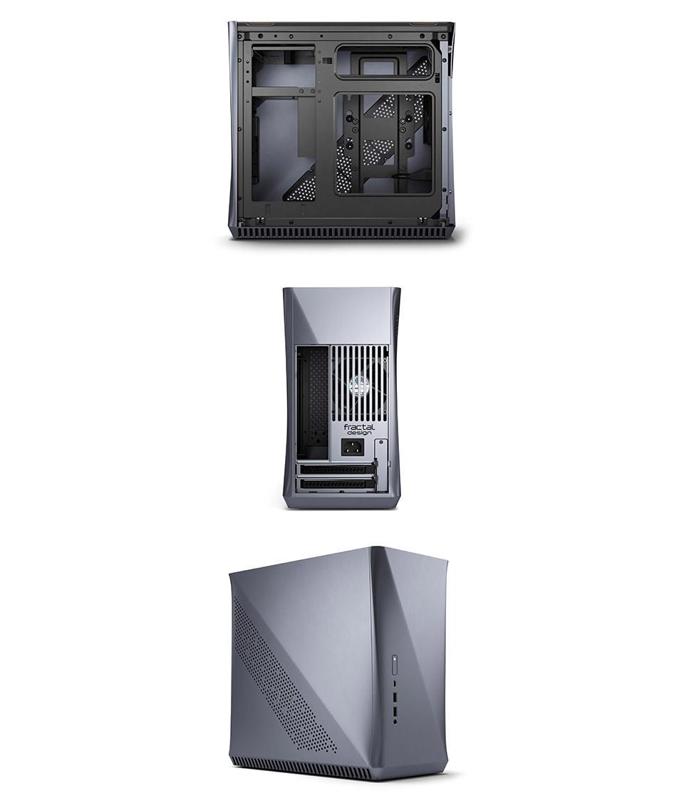 Fractal Design Era ITX Case Titanium product