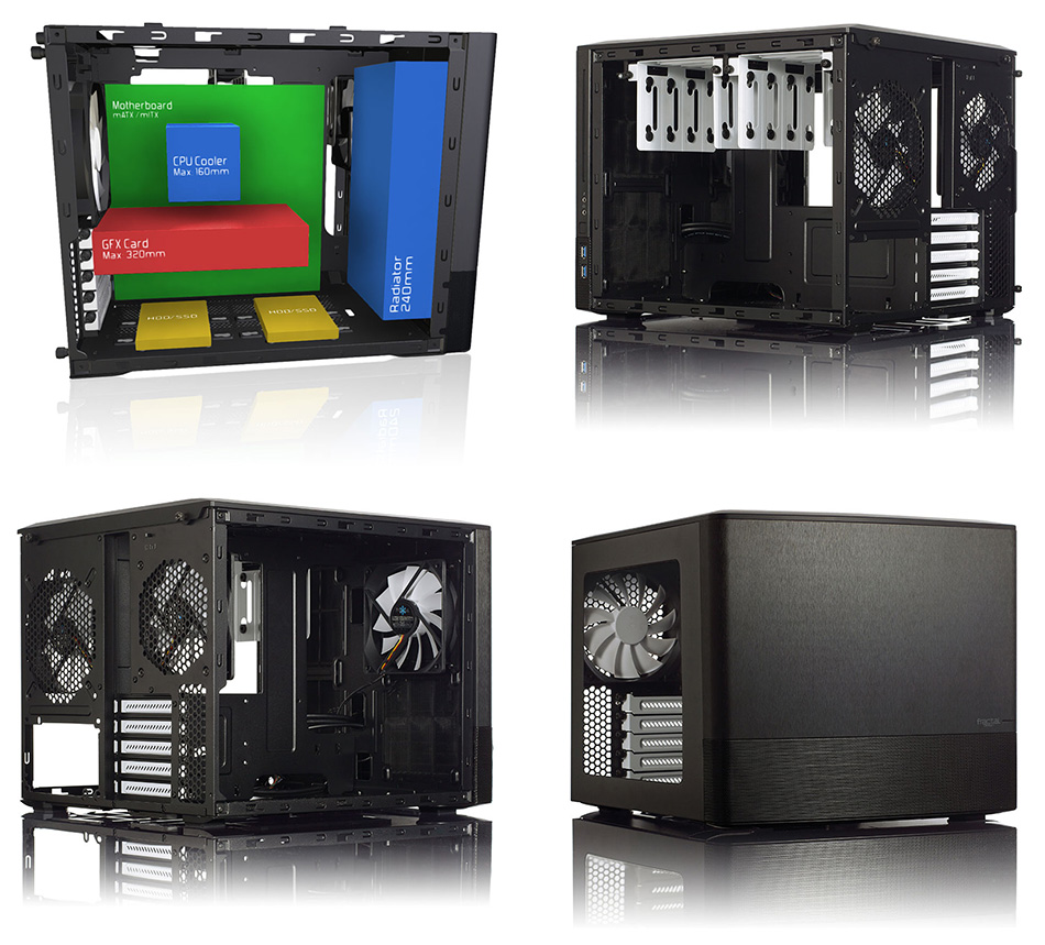 fractal design node 804 mini case  fd