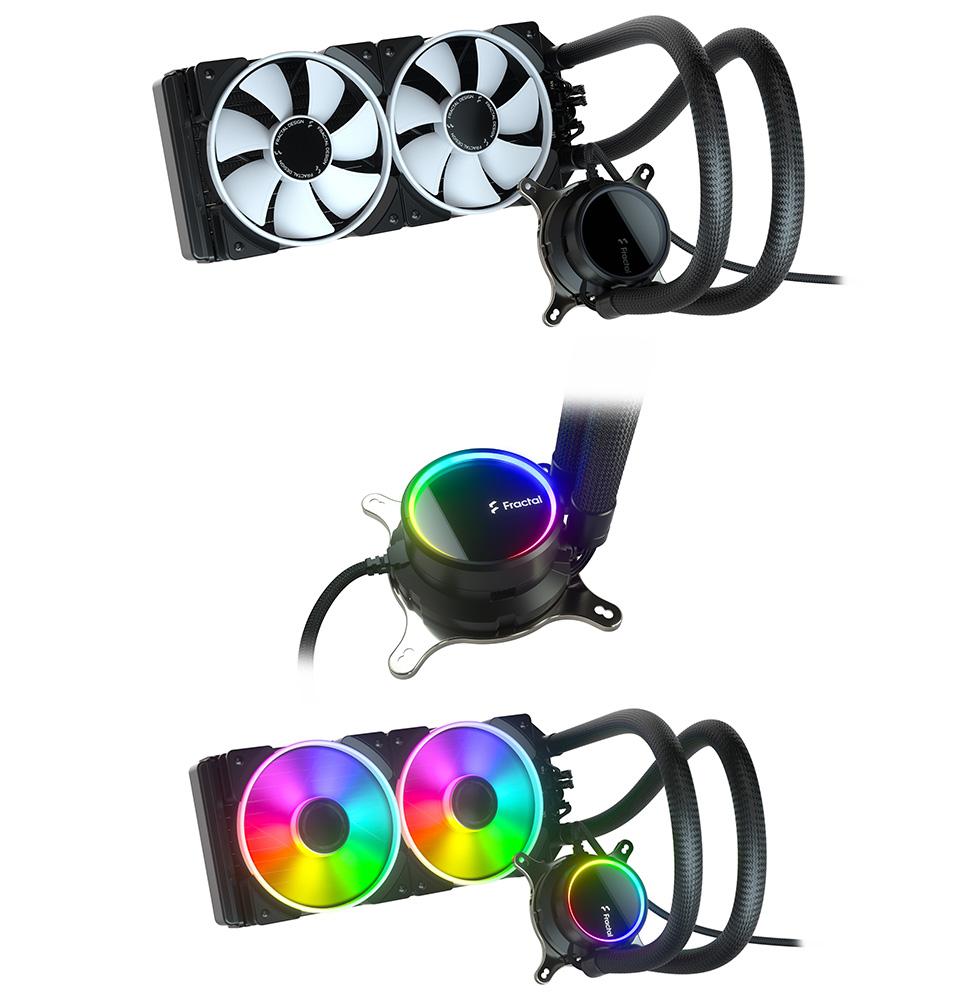 Fractal Design Celsius+ S24 Prisma 240mm Liquid CPU Cooler product