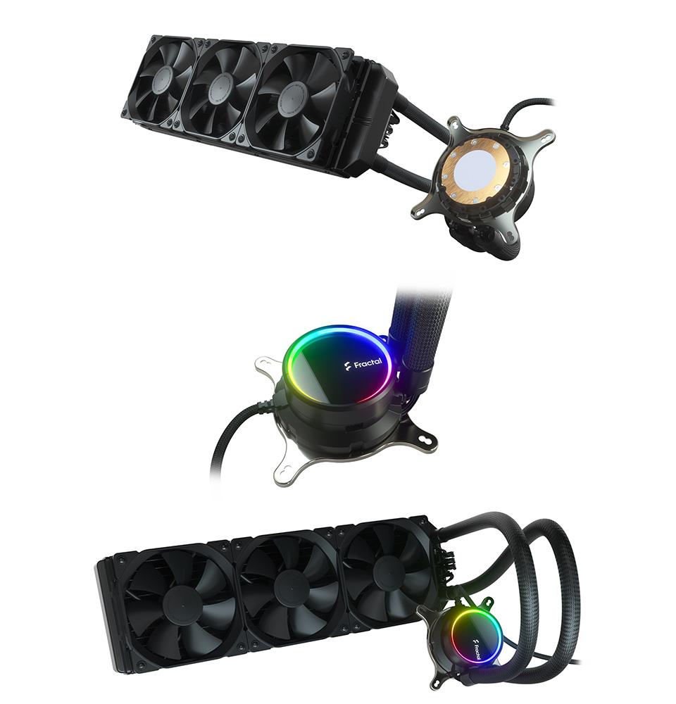 Fractal Design Celsius+ S36 Dynamic 360mm Liquid CPU Cooler product