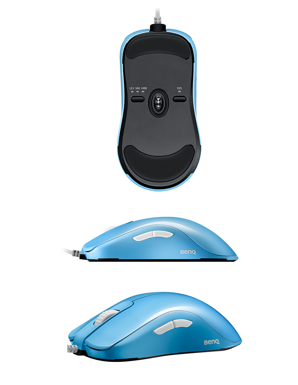 Zowie FK1 Gaming Mouse Divina Blue product