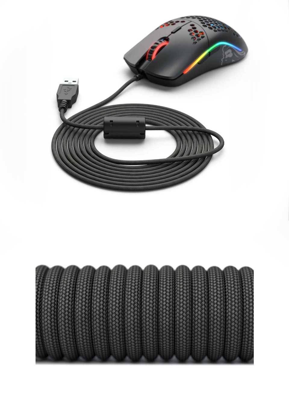 Glorious Ascended Replacement Cable Black product