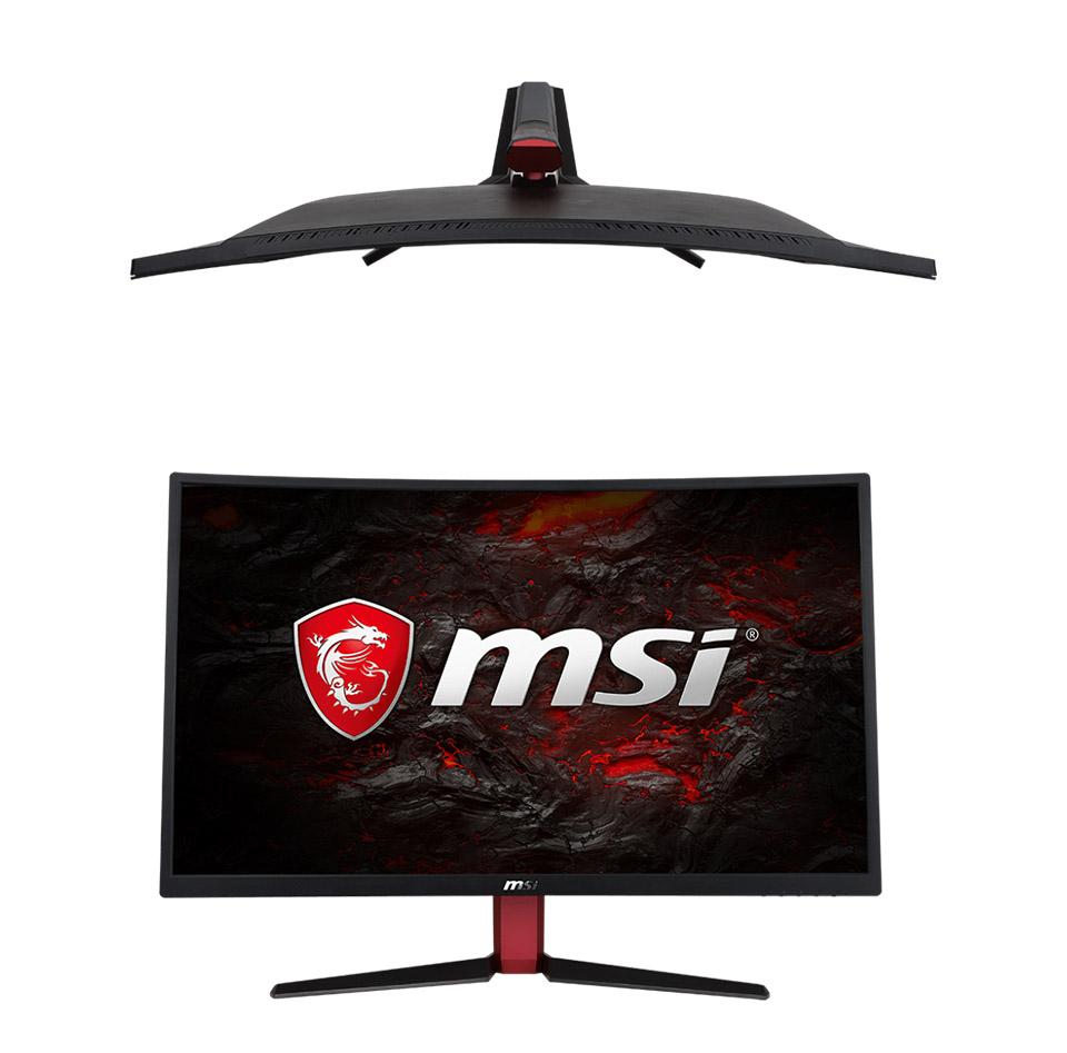 MSI Optix G27C2 FHD 144Hz FreeSync Curved 27in VA Gaming Monitor