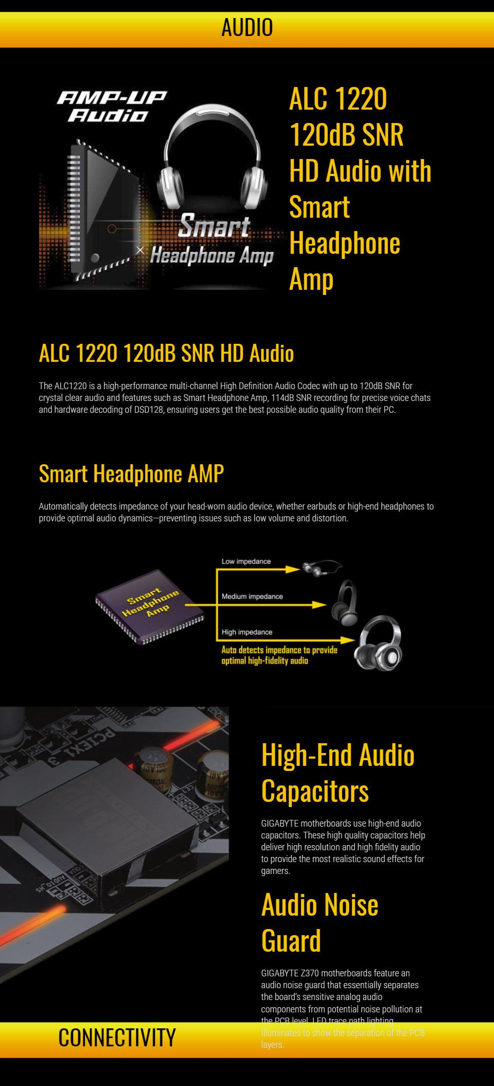 Gigabyte Z370 XP SLI Motherboard [GA-Z370XP-SLI] : PC Case Gear