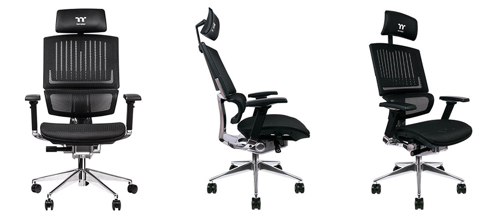 Thermaltake Cyberchair E500 Ergonomic Gaming Chair product