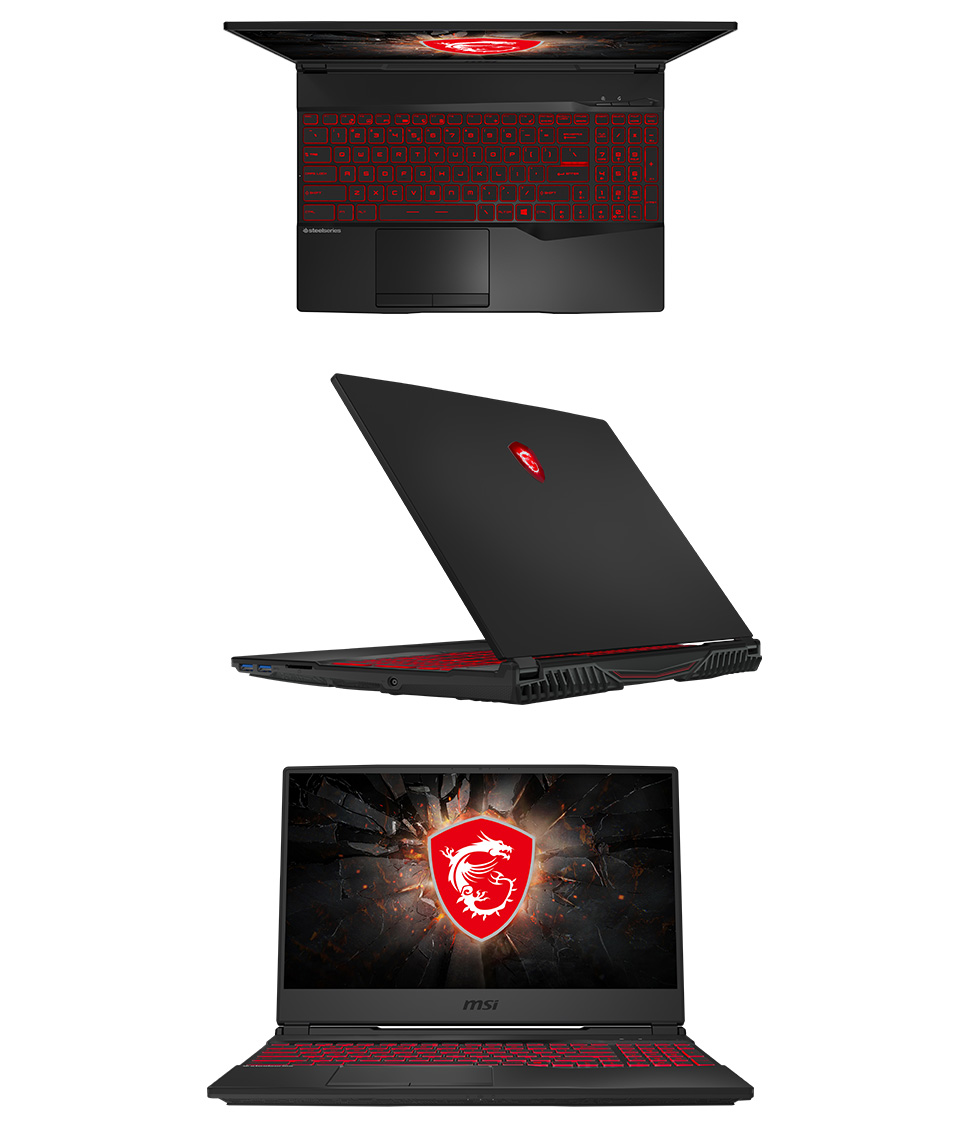 MSI GL65 10th Gen Core i5 GTX 1650 15.6in 120Hz Gaming Notebook product
