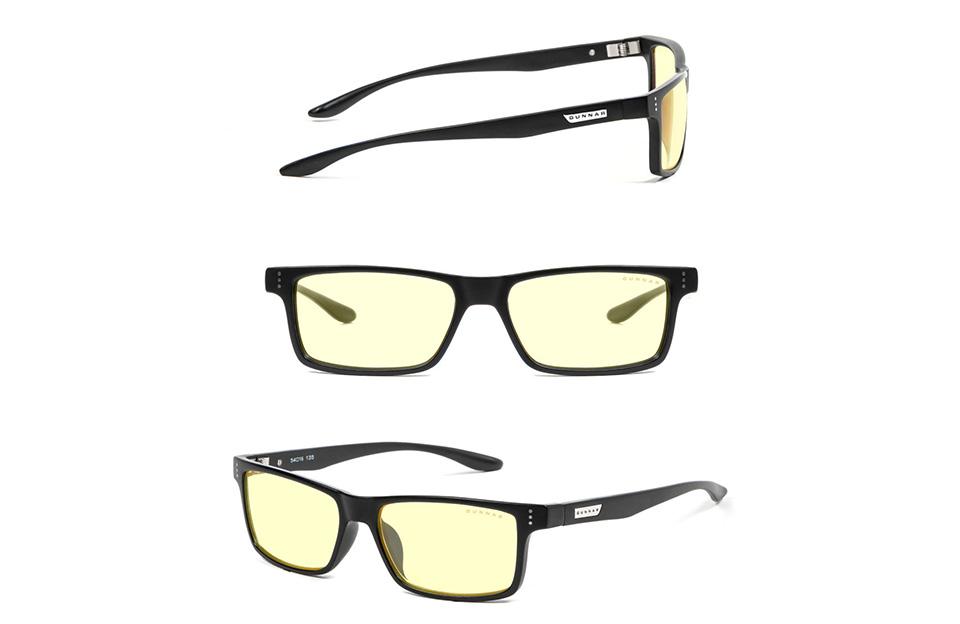 Gunnar Cruz Onyx Amber Indoor Digital Eyewear product