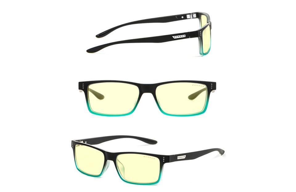 Gunnar Cruz Onyx Teal Amber Indoor Digital Eyewear product