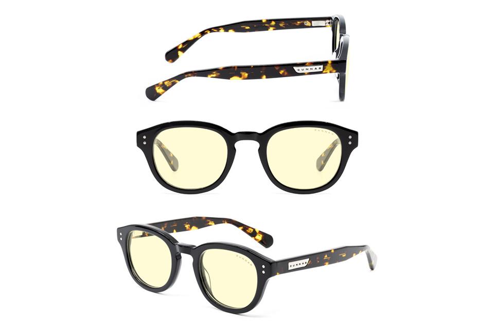Gunnar Emery Onyx Jasper Amber Indoor Digital Eyewear product