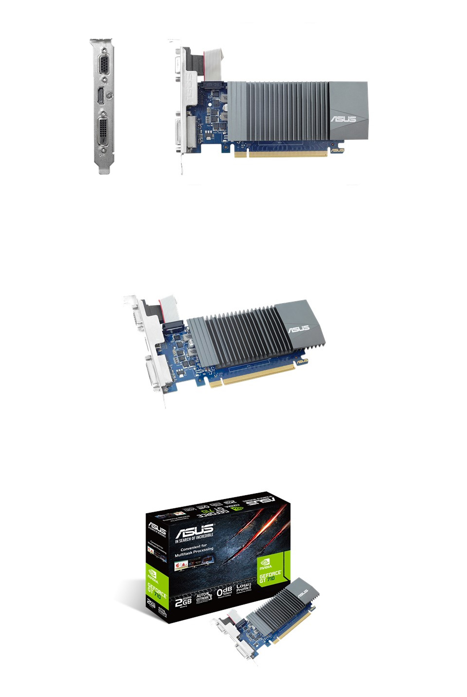 ASUS GeForce GT 710 2GB product