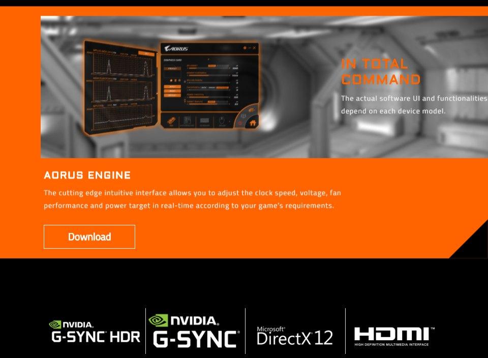 Gigabyte GeForce GTX 1650 Super OC 4GB features 2