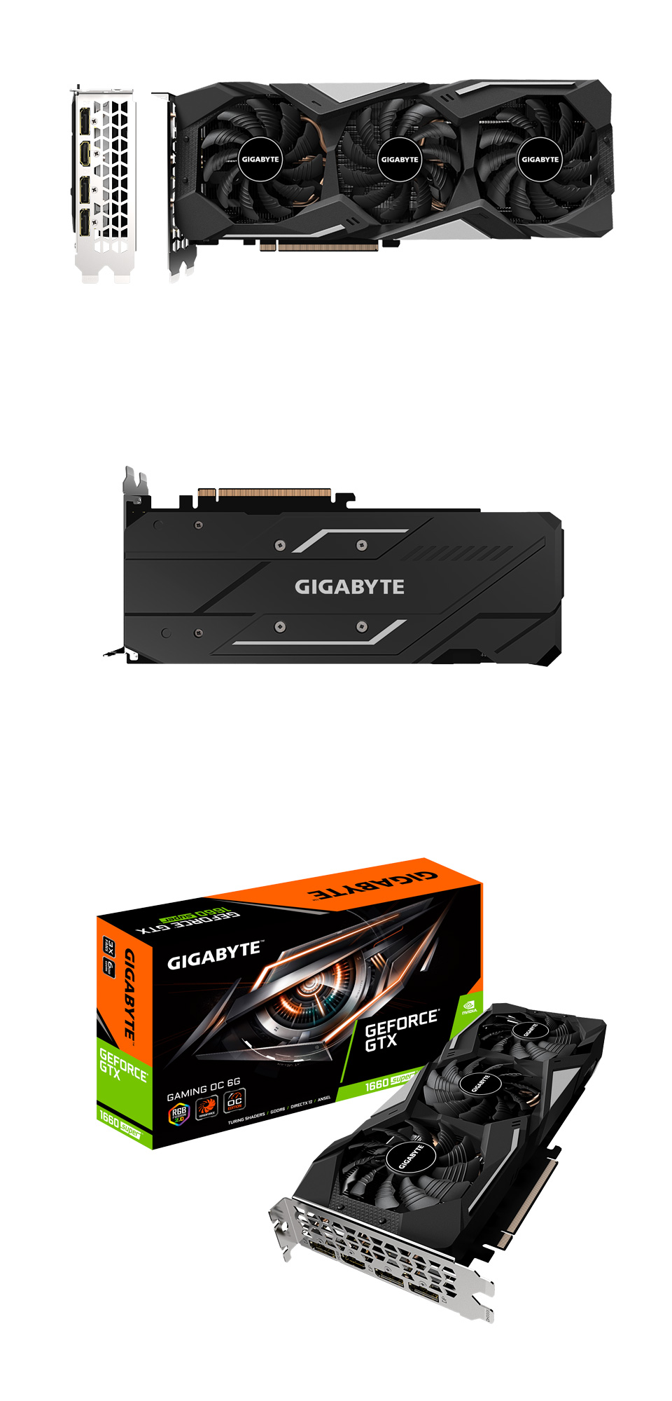 Gigabyte GeForce GTX 1660 Super Gaming OC 6GB product