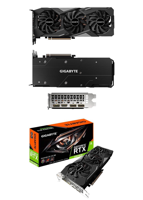 Gigabyte GeForce RTX 2060 Super Gaming OC 3X 8GB product