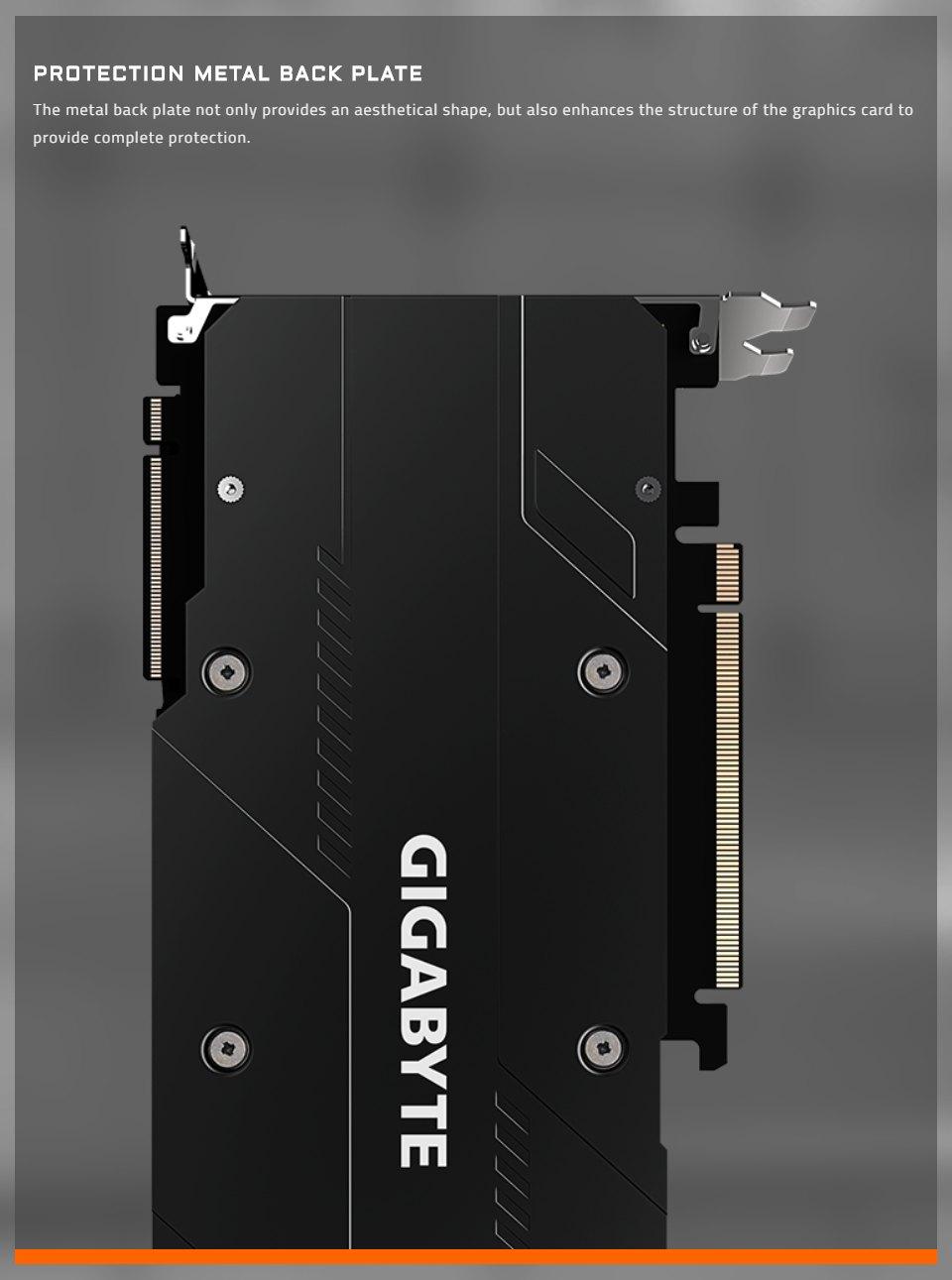 Gigabyte GeForce RTX 2070 Super Gaming OC 3X 8GB features 7