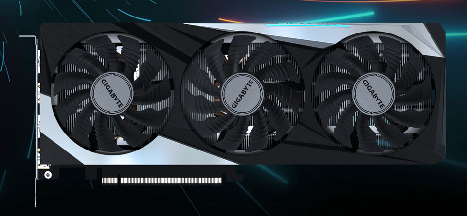 כרטיס מסך Gigabyte GeForce RTX 3060 Ti Gaming OC Pro 8GB V3