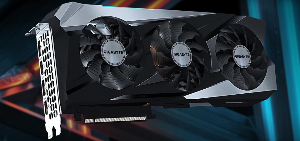 כרטיס מסך Gigabyte Nvidia GeForce RTX™ 3070Ti GAMING OC 8G (rev 3.0)