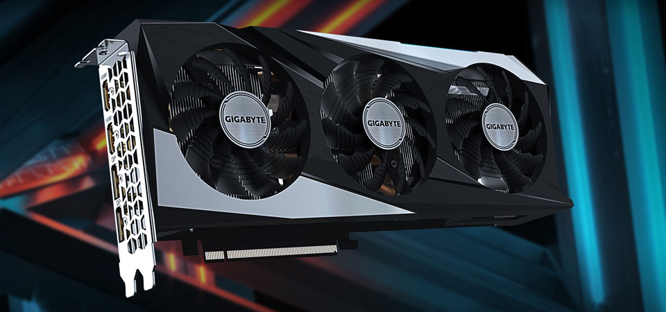 כרטיס מסך AMD RX 6700XT Gigabyte Gaming OC 12GB