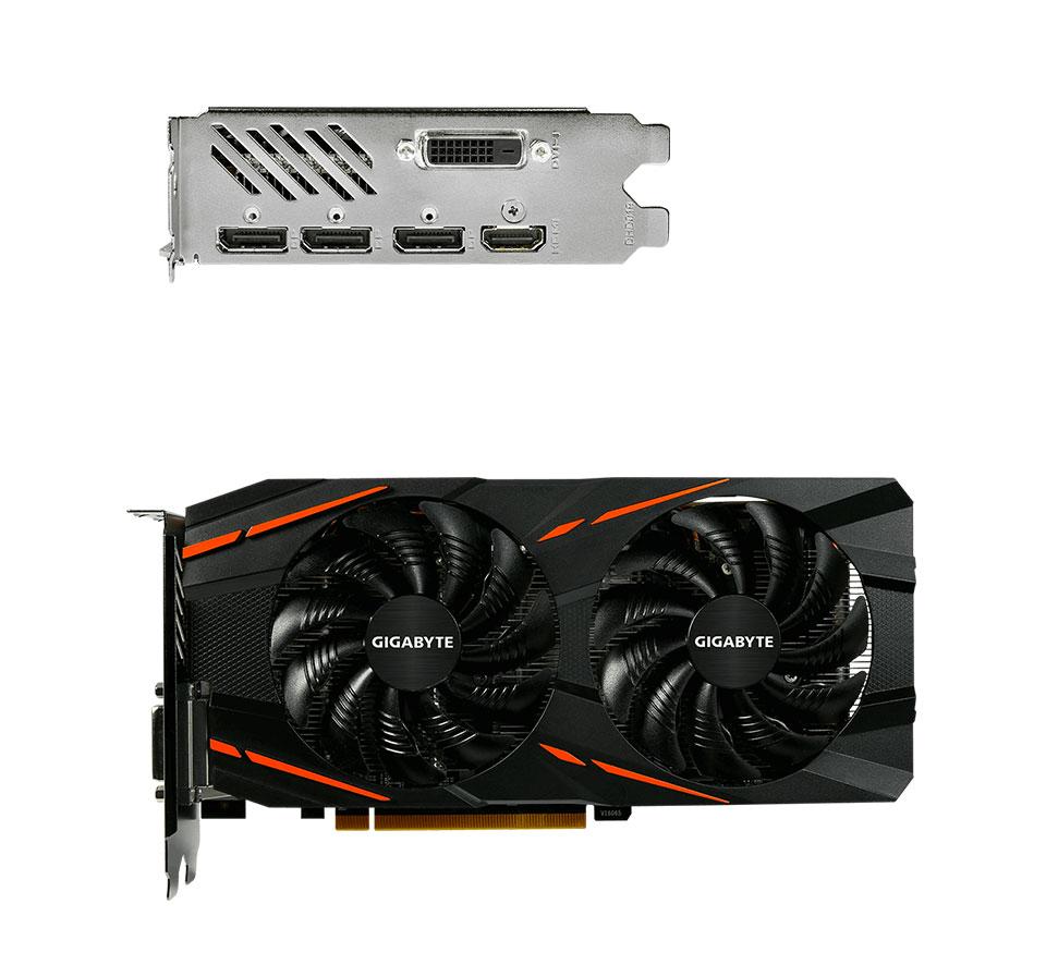 Gigabyte Radeon RX 570 Gaming 4GB [GV-RX570GAMING-4GD-MI