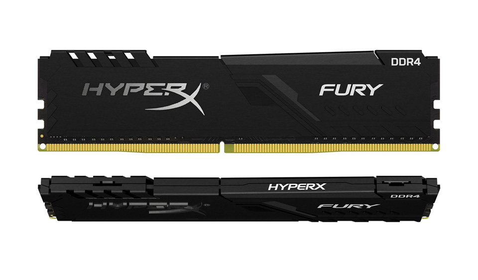 Kingston HyperX Fury HX424C15FB3K2/16 16GB (2x8GB) DDR4 Black product
