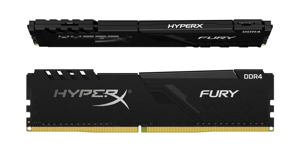 Kingston HyperX Fury 16GB (2x8GB) 3200MHz CL16 DDR4 Black product