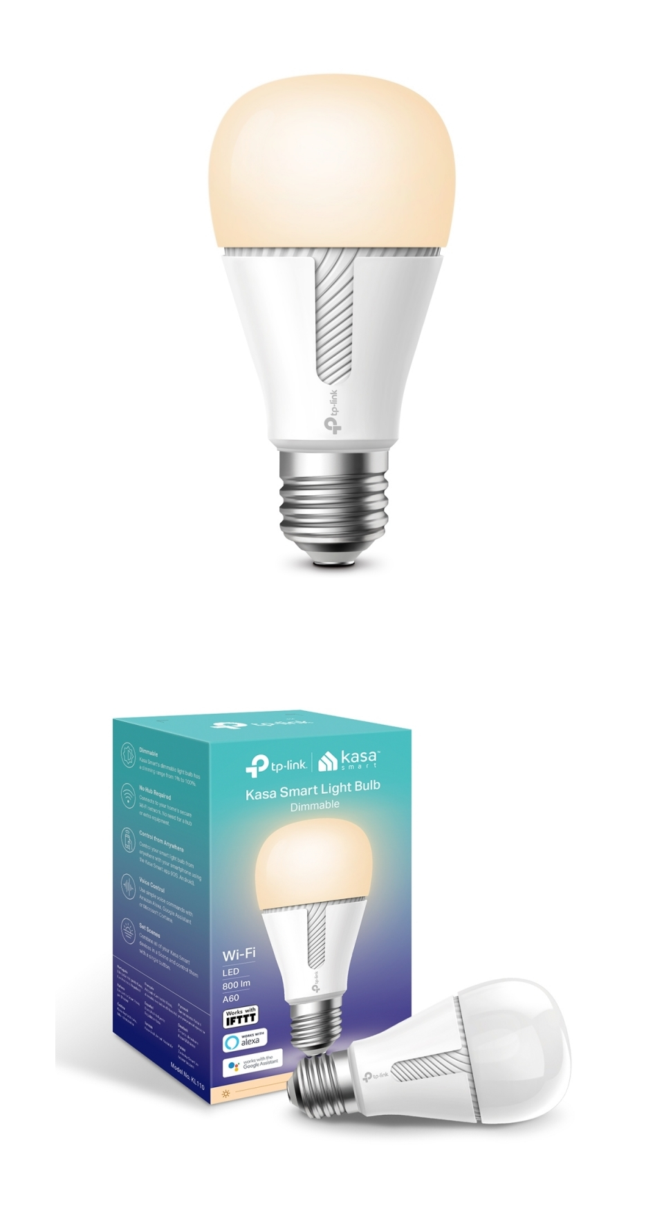 TP-Link KL110 Dimmable Smart LED Bulb product