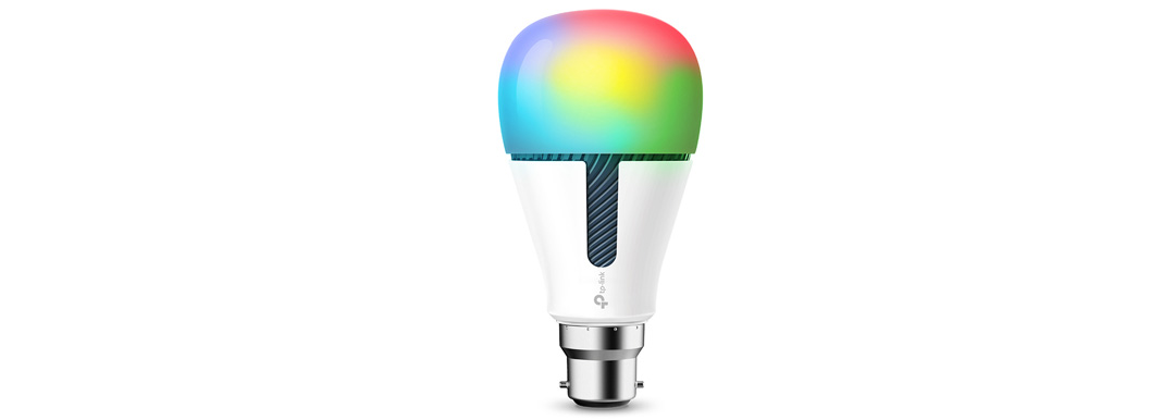 TP-Link Kasa Smart Light Bulb RGB Dimmable Bayonet Cap product