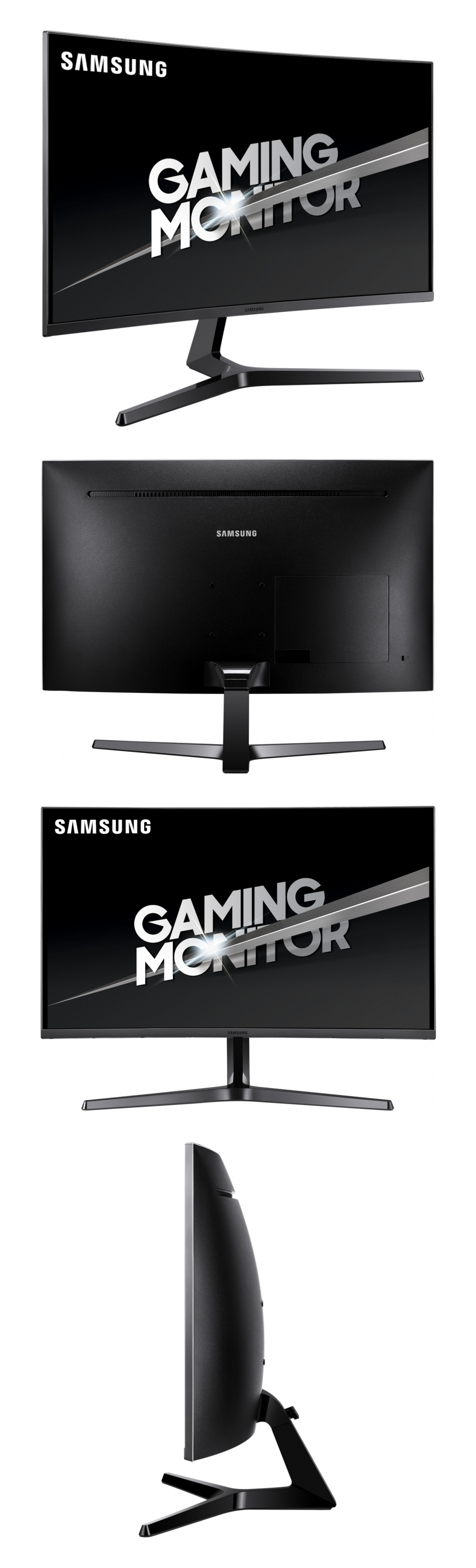 Samsung JG54 QHD 144Hz FreeSync Curved 27in Monitor product