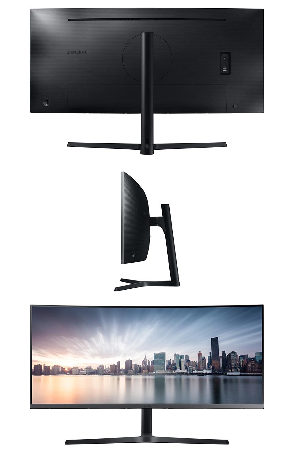 Samsung CH89 UWQHD 100Hz FreeSync Curved USB-C 34in Monitor product
