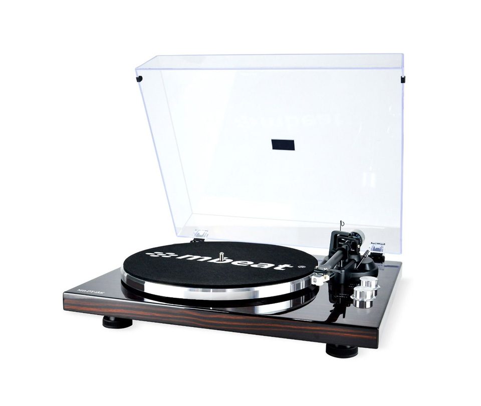 mbeat PT-18K Bluetooth Turntable Record Player product