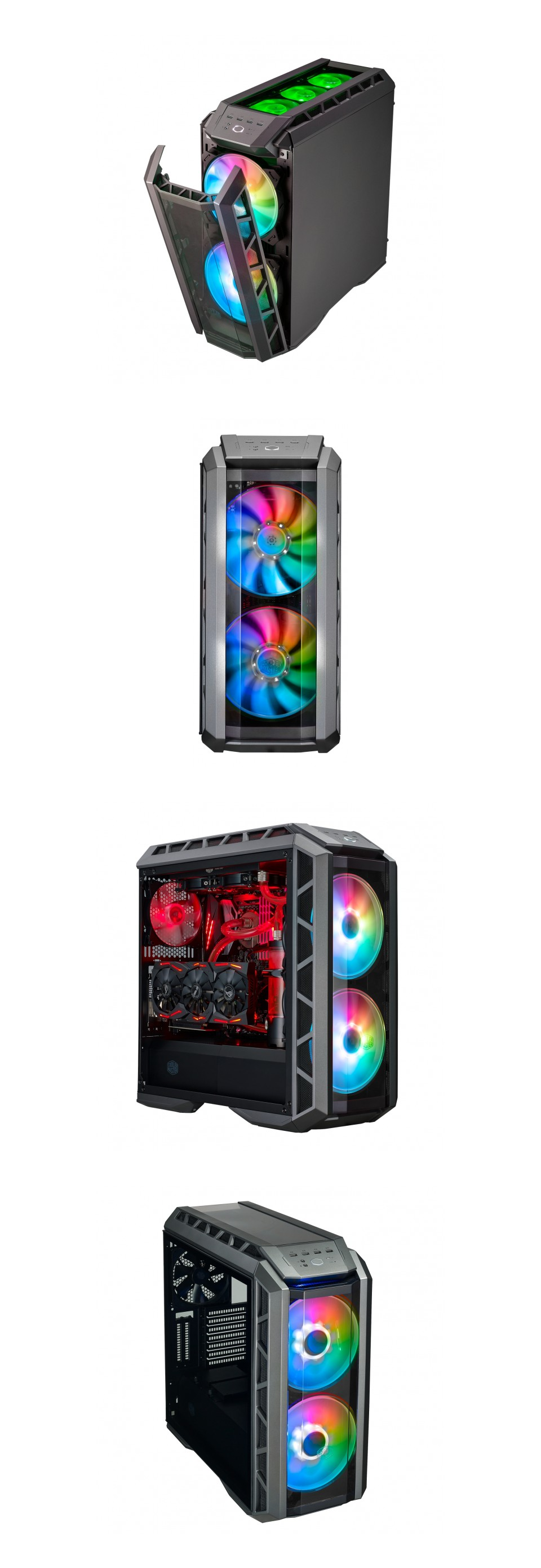 Cooler Master MasterCase H500P ARGB Case product