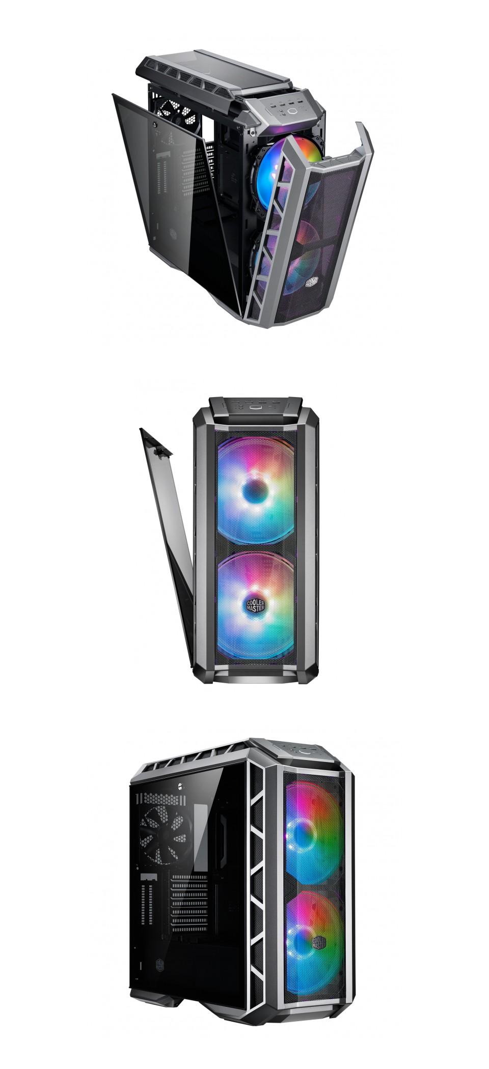 Cooler Master MasterCase H500P ARGB Mesh Case product