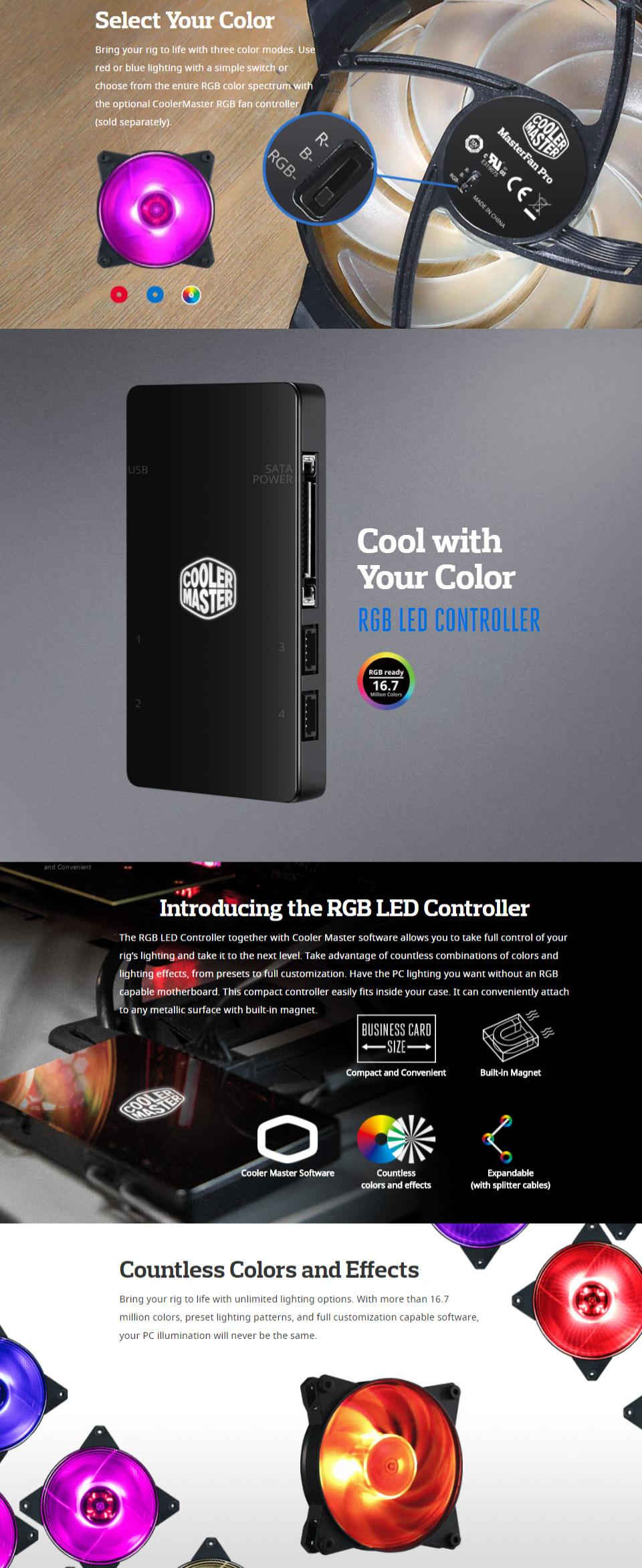 Cooler Master Rgb Software