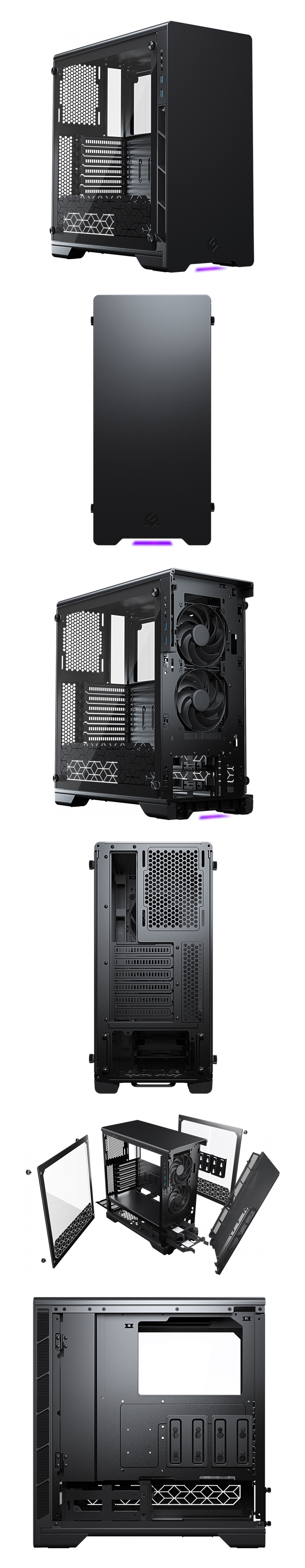 MetallicGear Neo Case Black V2 product