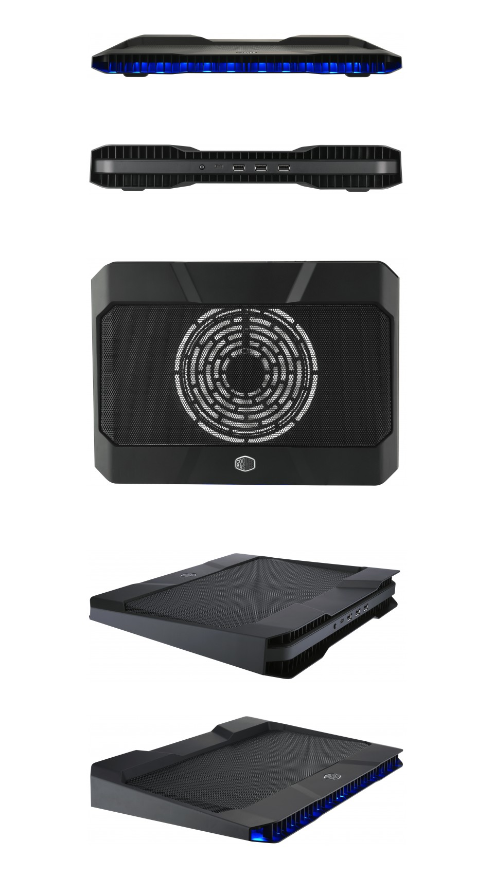 Cooler Master Notepal X150R Laptop Cooler product