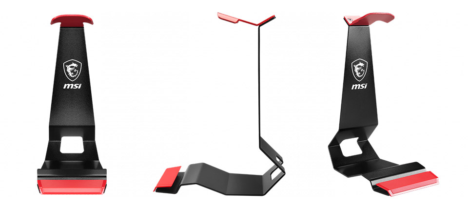 MSI HS01 Headset Stand product