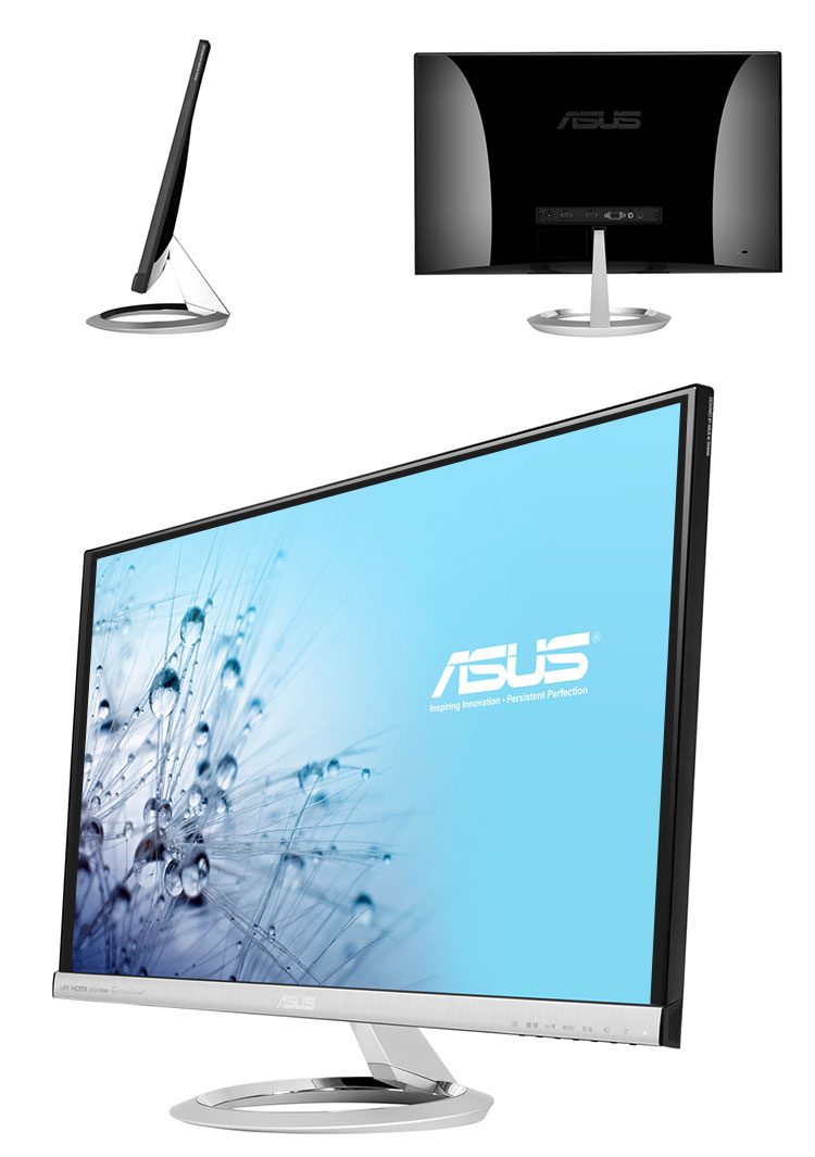 Asus Mx279h 27in Ah Ips Widescreen Led Monitor Mx279h