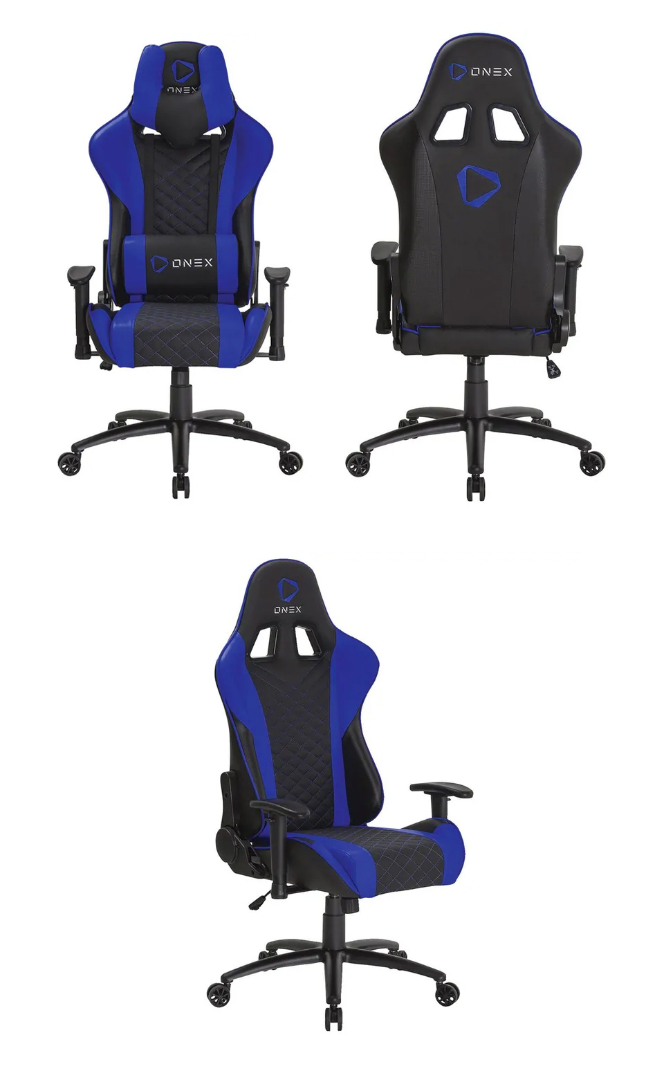 ONEX GX3 Gaming Chair Black Navy product