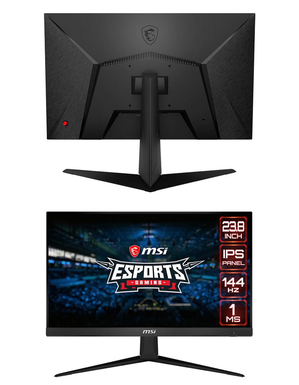 MSI Optix G241 FHD 144Hz FreeSync IPS 23.8in Monitor product