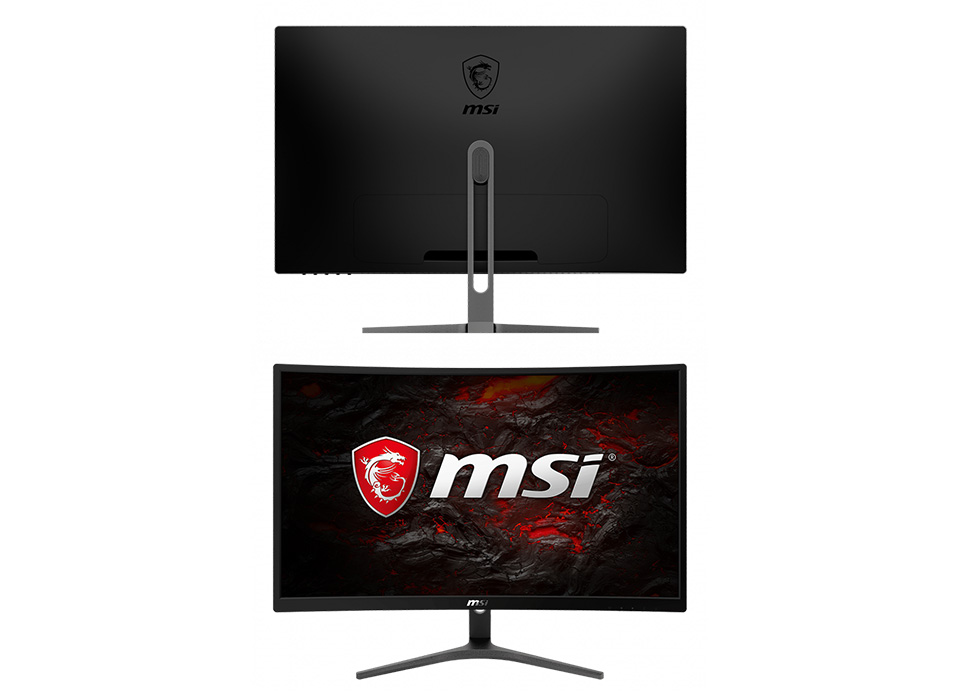MSI Optix G241VC FHD 75Hz FreeSync Curved 23.6in Monitor product