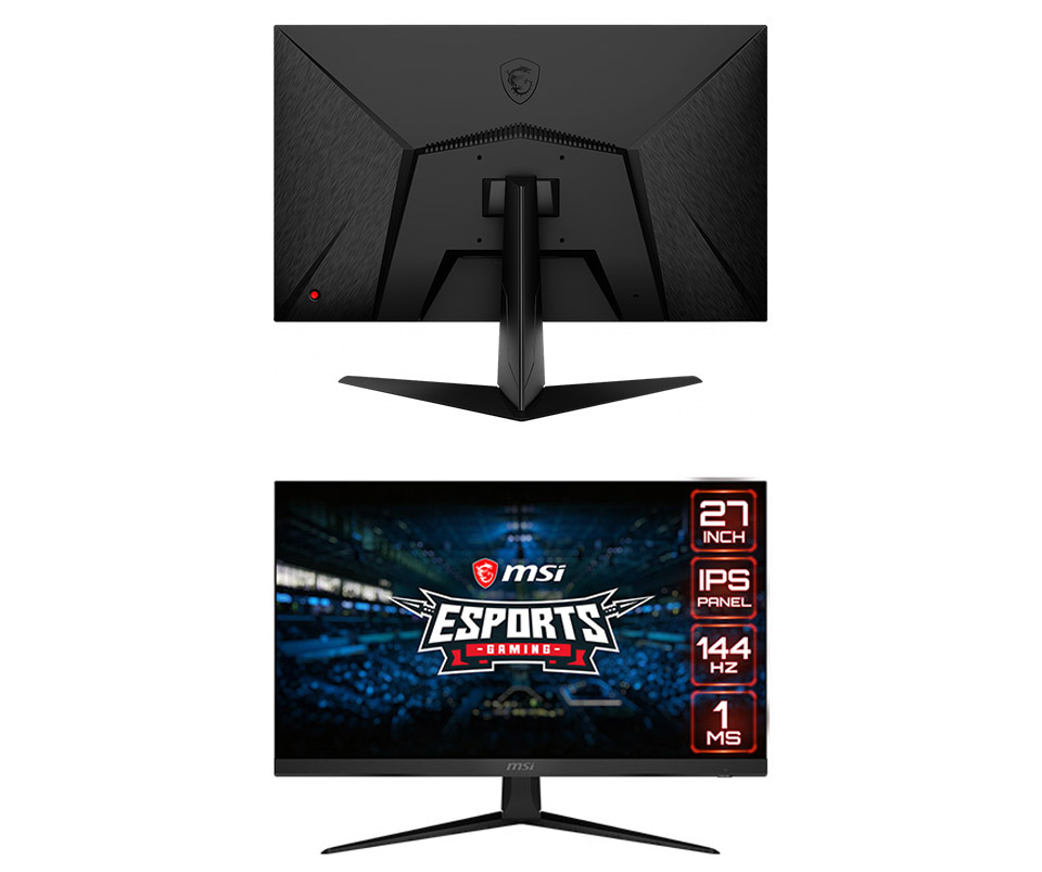 MSI Optix G271 FHD 144Hz FreeSync IPS 27in Monitor product
